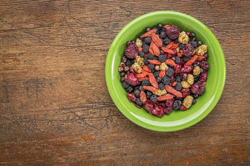 superfruit berry mix