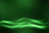 Light Green Waves