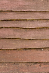 Oak edging boards