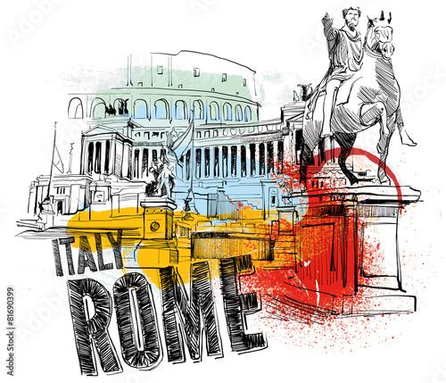 Rome - 81690399