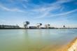 Rheinauhafen im Frühling