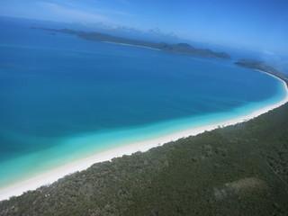 white heaven beach