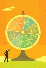 Financial Fortune Wheel