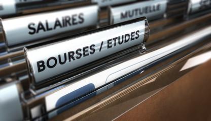 Bourses d'études