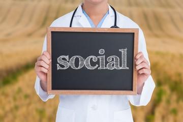 Social against rural fields