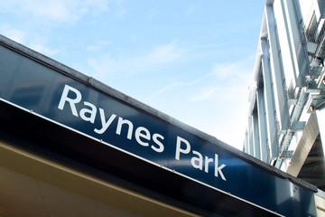 Raynes Park, London