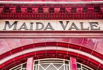Maida Vale, London