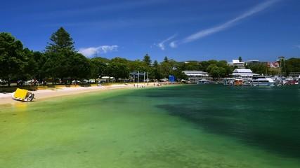 Nelson Bay Beach, Port Stephens