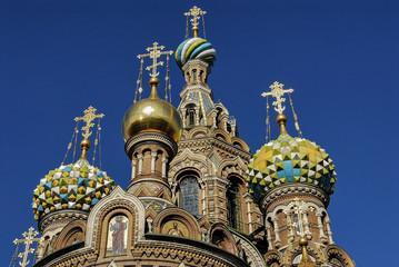 San Pietroburgo, chiesa San Salvatore 3