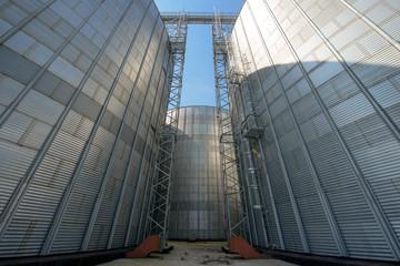 Grain warehouse