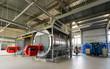 Gas boiler-house - 81704117