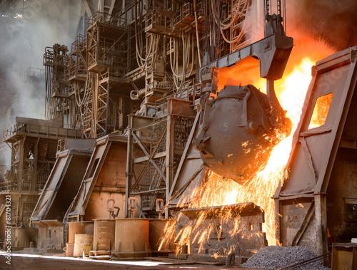 steel plant - 81704321