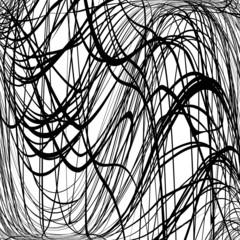 Texture Scrawl Wavy