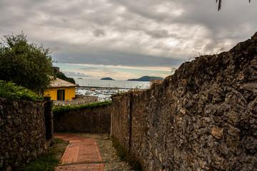 Lerici, La Spezia, Liguria, Italia