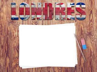 "Fond ""Londres"""