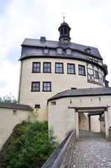 Schloss Burgk / Thüringen
