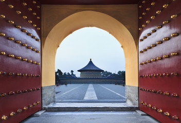 China Beijing Heaven Gate