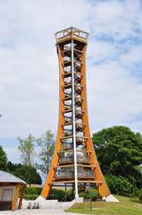Saaleturm in Burgk / Thüringen