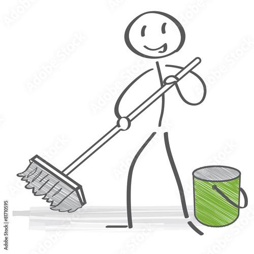 crusher sauber machen