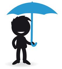 Short People umbrella