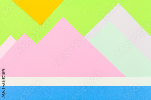 Poster Color papers background