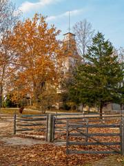 Autumn Batsto Village
