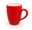 canvas print picture - Cup (clipping path included)
