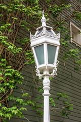Street lamppost, Istanbul, Turkey