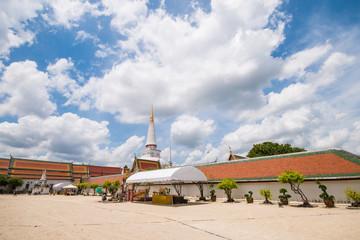 """Wat Phra Mahathat"" important temple of Nakon Sri Tammarat"