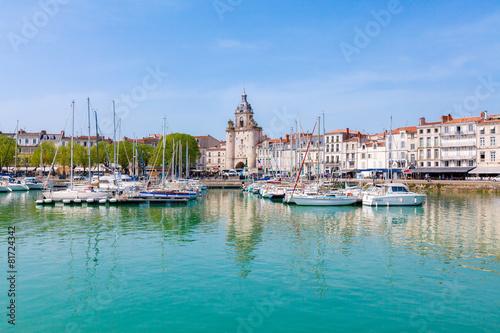 Poster Port de la Rochelle
