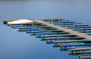 Lake Woerth Jetty