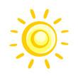 Zdjęcia na płótnie, fototapety, obrazy : abstract sun