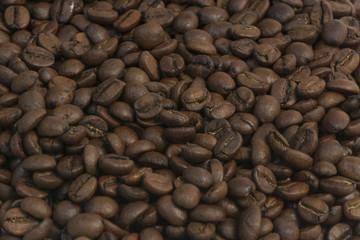 фон из зерен кофе