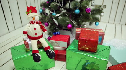 Presents Under the Christmas Tree 1