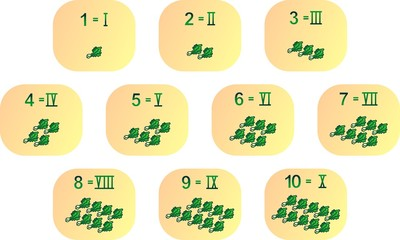 Цифры - 4