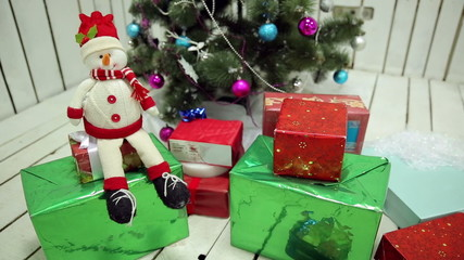 Presents Under the Christmas Tree 2