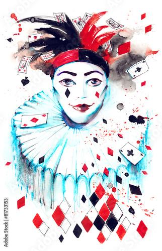 Papiers peints Carnaval masquerade