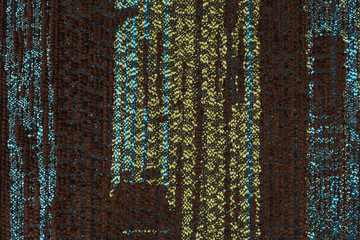colorful stripped textile background