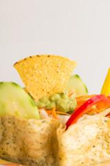 Taco Salat-Vorspeise