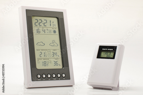 Weather forecast equipment