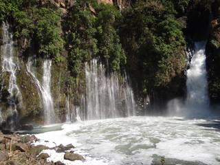Waterfalls in Uruapan, Michoacan, Mexico