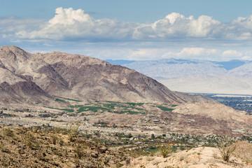 Desert in California