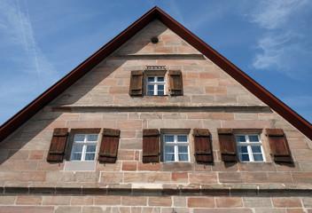 Historisches Bauwerk in Feucht