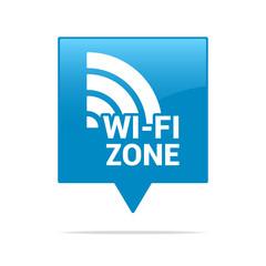 Wi-fi Zone Tag