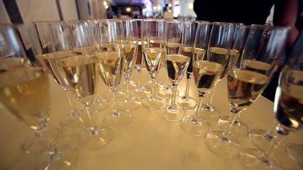 Many Glasses of Champagne 2