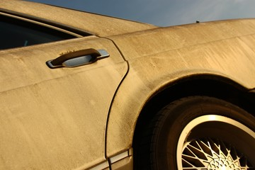vermoostes auto I