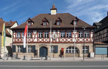 Rathaus in Feucht