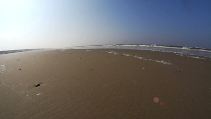 Strand in Holland
