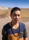 Chinese traveler hiker