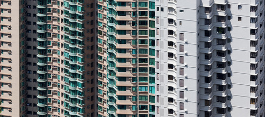 Building Abstract - Public estate